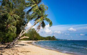 центральный пляж онг ланг